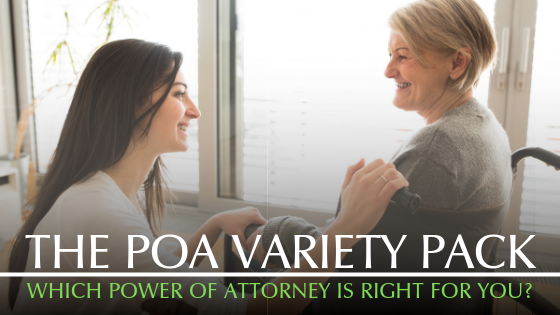The POA Variety Pack