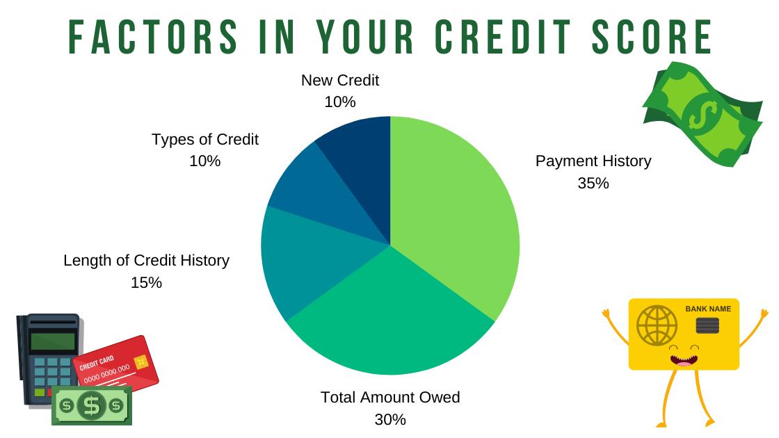 Your Credit Report Breakdown