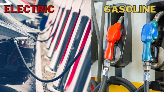 EV vs Gasoline